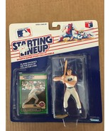 1989 KEVIN MCREYNOLDS Starting Lineup SLU Sports Figure NEW PACKAGED NY ... - $22.74