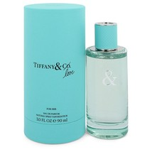 Tiffany & Love 3.0 Oz Eau De Parfum Spray for women image 4