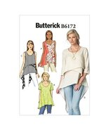 Butterick Pattern 6172 E5 Size 14/16/18/20/22 Misses Top and Tunic by Bu... - $14.70