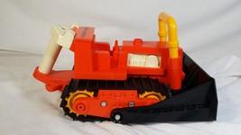 Vintage 1970's Fisher Price #311 Bulldozer - $49.99
