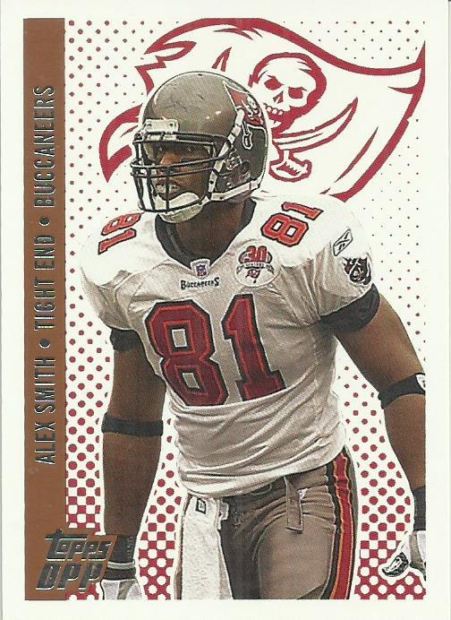 2006 Topps Draft Picks and Prospects #44 Alex Smith TE