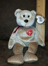 "RARE Retired TY Beanie Baby 1999 Annual ""Signature Bear"" - $11.99"