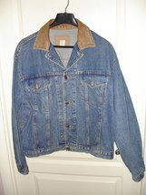 Gap Denim Jean Jacket -Mens- Regular Large (L) - Blue -- 30-5006 - $59.99