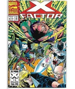 X-Factor Annual Issue #8 Marvel 1994 Al Milgrom Terry Shormaker - 1993 - $4.50