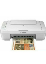 Bulk Lot Of 3 Canon Pixma MG2522 All-In-One Print-Scan-Copy Inkjet INK P... - $173.97