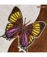 Mini Counted Cross Stitch on Water Soluble Canvas Butterfly - $9.48