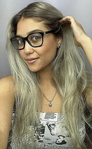 New TORY BURCH TY 7320 7713 Black 50mm Rx Women's Eyeglasses Frame #5 - $99.99