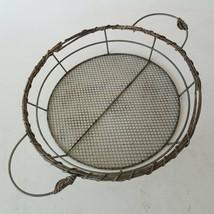 Pie Cooling Basket Antique - $52.79