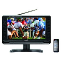 SuperSonic Portable Widescreen LCD Display with Digital TV Tuner, USB/SD... - $98.31
