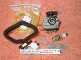 Carburetor For Troy Bilt TB516EC Edger 29cc 4 Stroke Engine 753-06258A  ... - $12.53