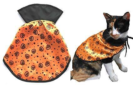 Lanyar Cute Cloak Costume for Dogs & Cat Kitten, Cat Costume Pet Cosutmes