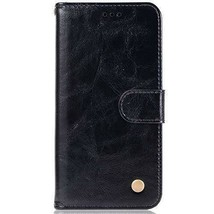 LG G7 ThinQ Wallet Case PU Leather Shockproof Card Slots Flip Folio Cove... - $21.21