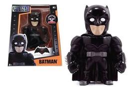 Jada Metals Die Cast 4 Inch Action Figure Batman Dawn of Justice M5 - £8.88 GBP