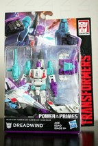 DREADWIND Transformers Generation POWER of the PRIMES Deluxe Class Actio... - $12.99