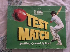 TEST MATCH A Fascinating Cricket Game- Vintage 1960's- scarce - $21.37