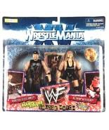 Road Dog vs Al Snow Grudge Match WWF WWE Jakks Action Figure 1998 Sealed - $29.65