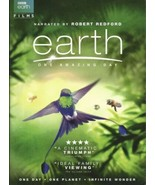 BBC Earth Films Earth: One Amazing Day (DVD) New Sealed - $11.30