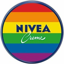 Original GERMAN NIVEA cream PRIDE Hands/ Face/ Body 150ml FREE SHIPPING - $9.36