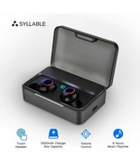 Touch Earphones Bluetooth V5.0 Wireless Stereo Earbuds Headset Volume Co... - $49.45