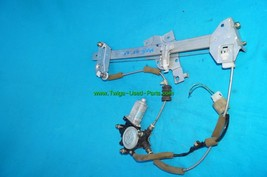 99-05 Mazda Miata NB MX5 Power Window Regulator & Motor Passenger Right Side RH