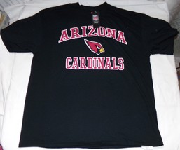 NFL Arizona Cardinals T-shirt 2XL New NWT Football - $28.84