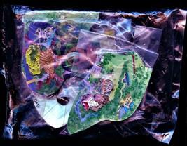 Disney WDW SEALED Cast Member Atlas LE Animal Kingdom Park Puzzle Map Ju... - $199.99