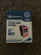 Dataproducts Compatible Tricolor Inkjet Cartridge Replaces Hp 901— 1012 - $65.09