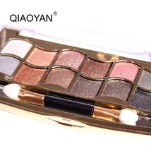 New Natural 12 Colors eye shadow cosmetic long lasting makeup eyeshadow ... - $7.46