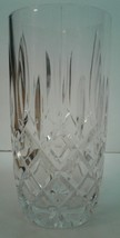 Waterford (?) Lismore Pattern Crystal Glass (1) Tall Highball - $30.80