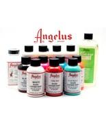 Angelus Brand Acrylic Leather Paint Waterproof 1oz - $3.99