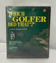 Which Golfer Did That? A Quiz 252 Piece Jigsaw Puzzle - $11.75