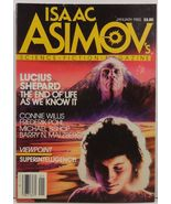 Isaac Asimov's Science Fiction Magazine January 1985 Volume 9 Number 1 - $3.99