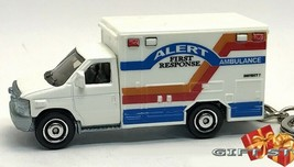 HTF KEY CHAIN RING PARAMEDIC AMBULANCE ALERT FIRST RESPONSE EMS/EMT MEDI... - $34.98