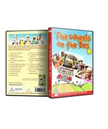 Childrens DVD - The Wheels On The Bus DVD - $20.00