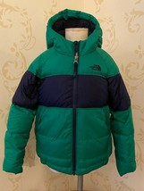 The North Face Goose Down Fleece Lined Jacket Boys Size 6 - $79.99
