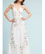 Anthropologie Farm Rio Quintana Maxi Dress $248 Sz 10 - NWT - $89.99