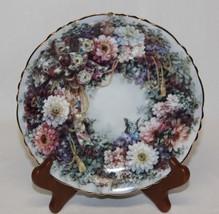 Bradford Exchange Floral Greeting Lena Liu Circle of Romance Collector P... - $6.90
