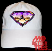 MJ Jordan Sweater Super Dad Hat Custom Printed N Design baseball cap mat... - $14.99