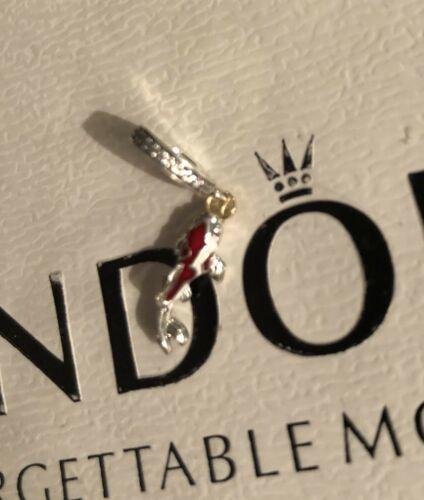 Authentic Pandora Good Fortune Carp Charm, 797829CZ. Comes In Pandora Box.
