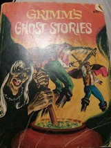 Grimm's Ghost Stories Witches Brew 1972 Gold Key Comics - $11.30