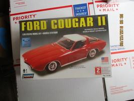 Lindberg Ford Cougar II 1/25 scale - $24.99
