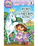 Dora and the Unicorn King (Ready-To-Read Dora the Explorer - Level 1) (D... - $9.80