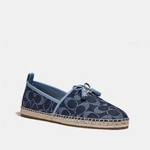 Coach FG2145 Madison Espadrille Shoes Size 11 - $98.99