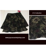 212 Collection Floral Layered Skirt SZ 14 Multi-Color - $12.99