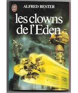 Computer Connection (Clowns de l'Eden) Alfred Bester French Book Chris F... - $6.50