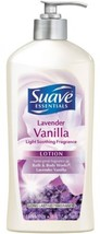 Suave Essentials Lavender Vanilla Body Lotion, ... - $23.22