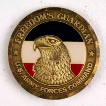 US Army Challenge Coin FORSCOM 4 Star Commanding General Excellence Coin - $46.72
