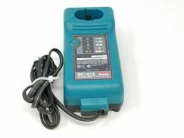 Genuine Makita Cordless Tools DC1414 7.2V~14.4V Ni-MH/Ni-CD Battery Charger 2.6A - $79.15