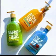Autumn Days Deluxe Hand Soaps: *Bath & Body Works* | Fall | Shea | Harve... - $7.95