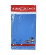 Party Dimensions Single Count Round Plastic Tablecover, 84-Inch, Medium ... - $6.99